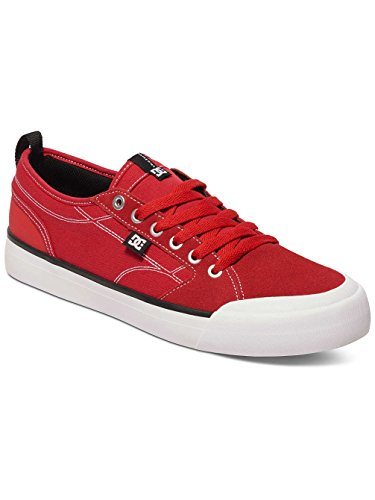 DC Shoes Evan Smith S - Chaussures pour homme ADYS300203 Rouge - Red/White