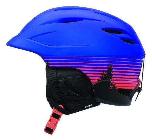 Giro Seam Snow Helmet - Matt Blue Sunset S