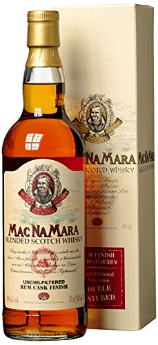 Macnamara Rum Finish Blended Whisky Isle of Skye (1 x 0.7 l)
