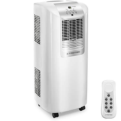 TROTEC Lokales mobiles Klimagerät PAC 2010 X 2,1 kW 2-in-1-Klimagerät Kühlung und Ventilation Klimatisierung Ventilator
