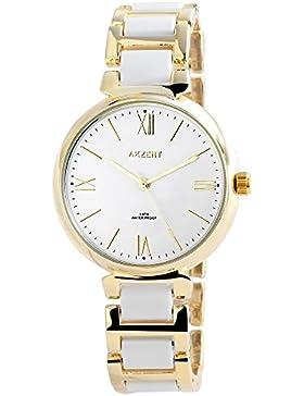Akzent Damen-Armbanduhr Analog Quarz verschiedene Materialien SS7802000016