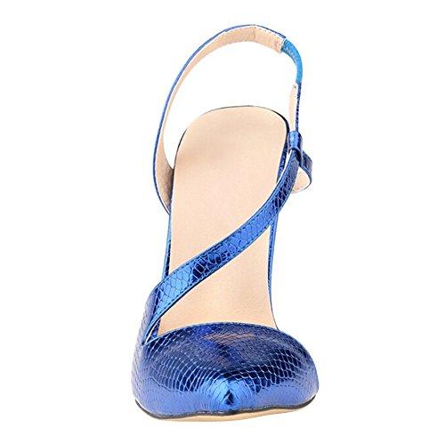 fereshte ,  Damen spitz SW-Sapphire Blue