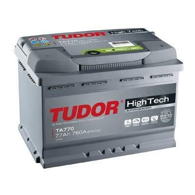 Tudor High-Tech TA612 - Batteria per auto da 12V 61Ah