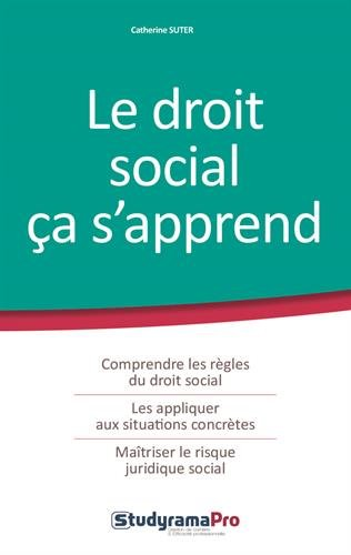 Le droit social, ça s'apprend