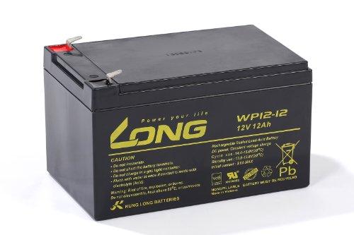 Akku Batterie Alarmanlage Brandmeldeanlage Brandmelder 12V 12Ah Blei Gel wie 15Ah, 14Ah, 13Ah kompatibel VdS - Akku Volt Ah 15 12