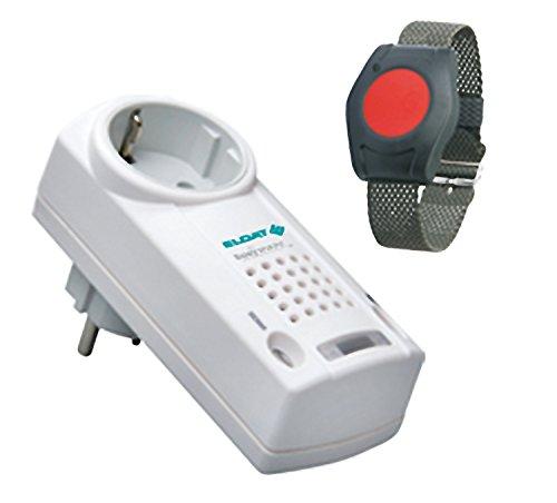 Easywave RS105001E0101 Personenrufset Secure1 [PD], Mehrfarbig