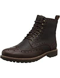 Clarks Montacute Lord, Botines para Hombre