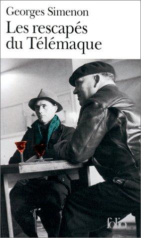 Les Rescapés du Télémaque par Georges Simenon