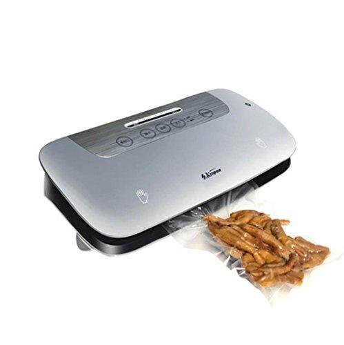 MNII Quality Vacuum Food Sealer With Canisters Sécurité et santé