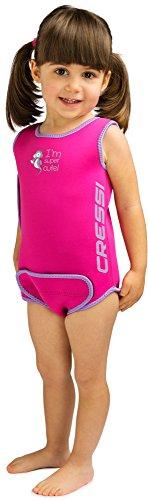 Cressi Infant Baby Warmer - Kinder Neopren Schwimmanzug - 6/12/18 Monate