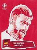 Panini UEFA EURO 2016 France - Shkodran Mustafi