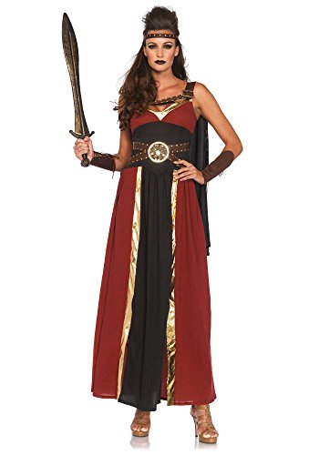 (Leg Avenue 85437 - Regal Krieger Kostüm, Größe Medium (EUR 38))