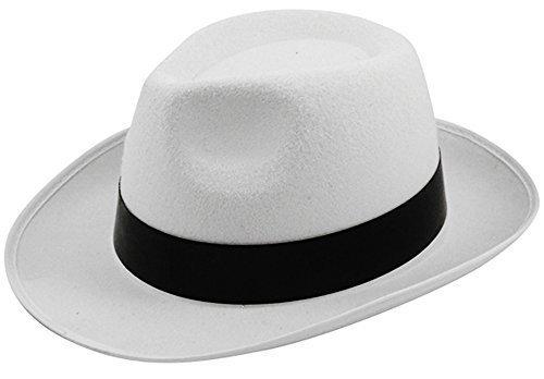 Al Capone Hut Filzhut Gangster Mob MICHAEL JACKSON Kostüm (Kostüme Mob)