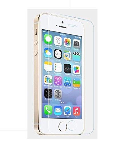 2X Panzerglas für Apple iPhone 5 5S 5c SE Folie Glas Schutzglas Displayglas 9H Panzerfolie...