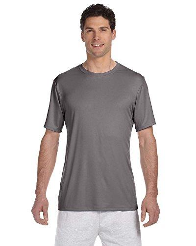hanes-4820hanes-cool-dri-tagless-camiseta-para-hombre-gris-gris-us-small