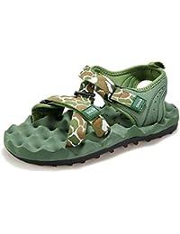 GLTER Hommes Sandales confortables 2017 été nouvelles chaussures décontractées massage les soles des pieds chaussures piscine piscine sandales romaines