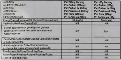 BULK POWDERS Sägepalmen-Extrakt, 250 g