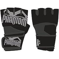 Phantom Herren Handwraps Impact Gel-Black-Phwrgelimpact-s-s/m