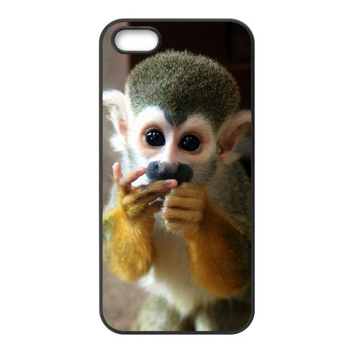 LP-LG Phone Case Of Monkey For iPhone 5,5S [Pattern-6] Pattern-1