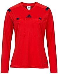 4be50a1ab8a2a adidas Árbitro Camiseta Manga Larga d82291