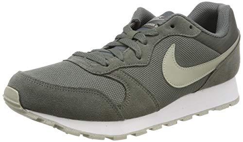 Nike Md Runner 2, Herren Gymnastikschuhe, Mehrfarbig (Mineral Spruce/Spruce Fog 302), 44 EU