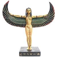 lotusandlime Figura decorativa, diseño de diosa egipcia Isis