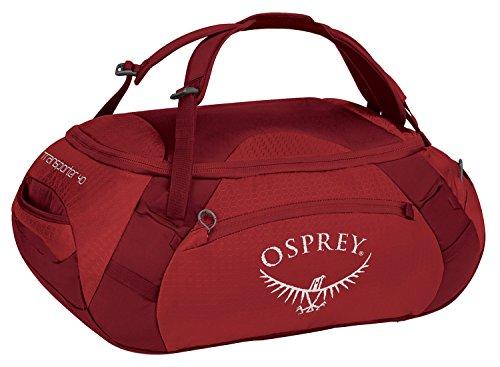 OSPREY Transporter 40 Borsa, Rosso Rosso