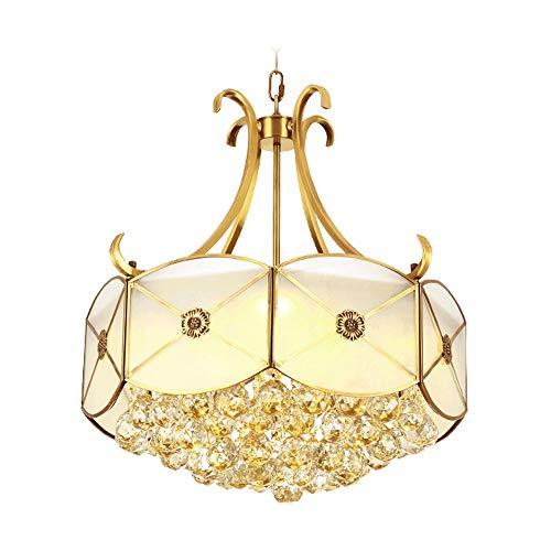 ZSAIMD Kreative led deckenleuchten esszimmer pendelleuchten zeitgenössische einstellbare messing kronleuchter für elegante dekoration 4 e27 lampen für esszimmer badezimmer schlafzimmer wohnzimmer - Energiesparende Mini-anhänger
