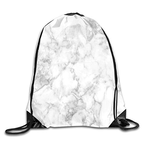 New Shorts Nature Granite Pattern with Cloudy Spotted Trace Effects Marble Artistic Image Drawstring Backpack Rucksack Shoulder Bags Sport Gym Bag for Men and Women
