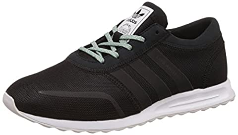 adidas Unisex-Kinder Los Angeles Trainer Low, Schwarz (Core Black/Core Black/Ftwr White), 37 1/3 EU