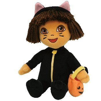 ty-beanie-baby-dora-the-explorer-cat-costume-toy-by-ty