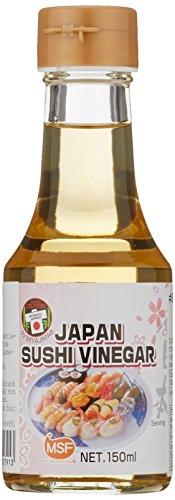 Miyako Reisessig Für Sushi, 2,2% Säure (Sushi Su), 3Er Pack (3 X 150 Ml)