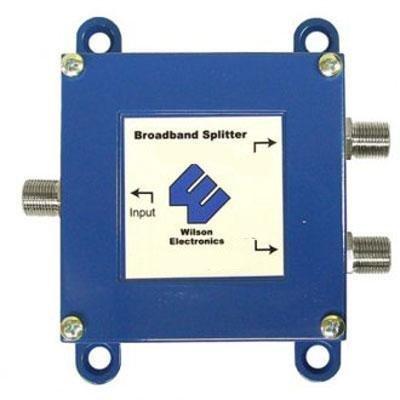 Wilson Electronics 859993 Wilson 859993 Splitter 75 Ohm 2-Port