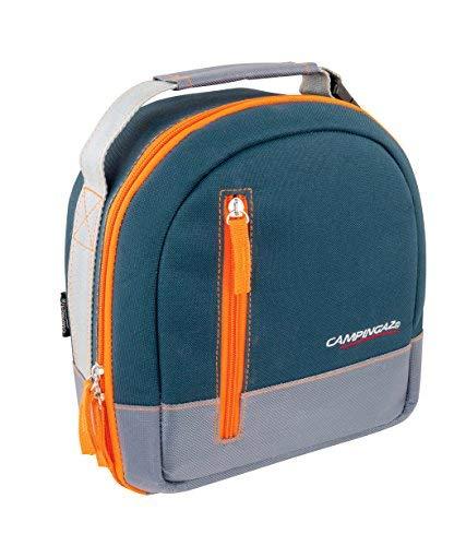 Campingaz Kühltasche Lunchbag Tropic 6L, Isoliertasche mit Tragegriff, kühlt bis zu 9 Std, faltbare Isotasche zum Einkaufen, Camping oder als Picknicktasche