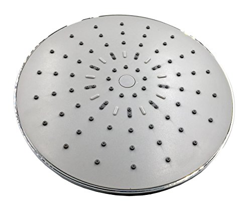 premium high flow rain shower with rub to clean technology Shower Head...