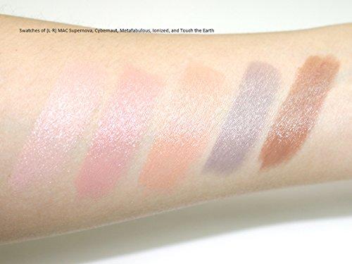 "M�A�C Mineralize Rich Lipstick - Super Nova FULL SIZE 3.6g Cool off white From ""Future MAC"" LIMITED EDITION"