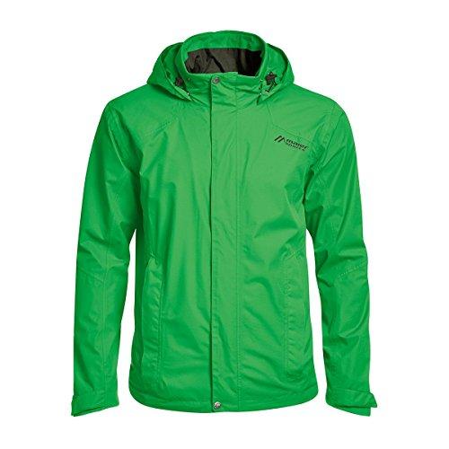 Maier Sports leichte Funktionsjacke grün Übergröße Grün