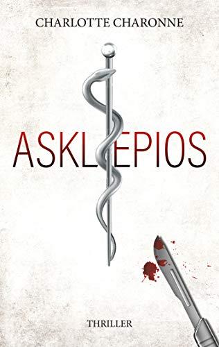 Buchseite und Rezensionen zu 'Asklepios' von Charlotte Charonne