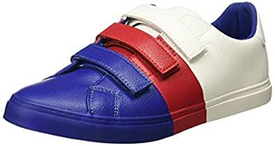United Colors of Benetton Men's Blue Sneakers-10.5 UK/India (45 EU)(18P8INDU5019I)