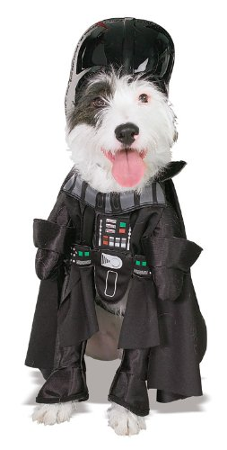 Rubie's Star Wars Darth Vader Pet Kostüm, Small, ()