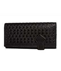 Walletsnbags Wallet (Black)