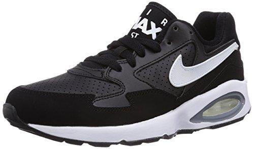 Nike Air Max St (Gs) Scarpe Da Corsa, Bambino Nero (Black/White-Cool Grey)