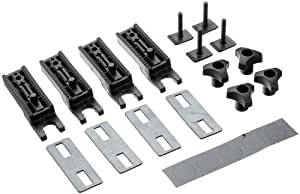 Thule 697-1 Kit d'adaptation 20 x 20 mm pour barres fabricant
