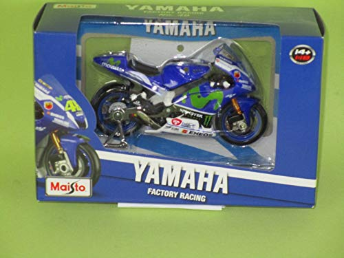 Maisto 31590-Moto GP Yamaha Valentino Rossi 2016