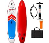 EXPLORER SUP STREAM ( 11.0 ) 335 x 75 x 15 cm Inflatable Isup aufblasbar Stand Up Paddle Board Pumpe Surfboard Aqua
