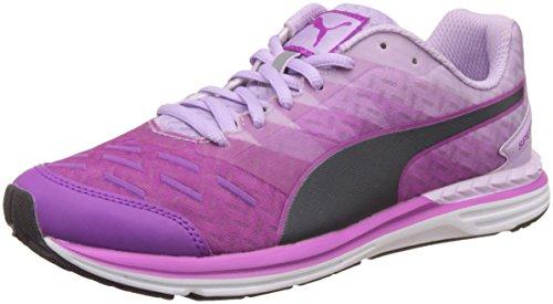 Puma Speed 300 Jr, Chaussures de course mixte enfant Violet - Violett (purple cactus flower-orchid bloom-periscope 03)