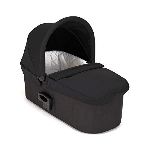 Baby Jogger nacelle Deluxe - pour poussette simple City Mini/City Mini GT/City Elite/City Premier/City Select/City Select LUX ou Summit X3 Noir