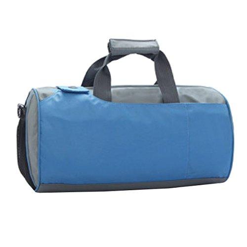 LAIDAYE Nylon Tragbare Umhängetasche Freizeit Reisetasche Sport Und Fitness Sporttasche Fitnesstasche Große Kapazität Handtasche 1