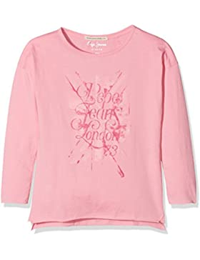 Pepe Jeans London Alycia Jr, Camiseta Para Niñas