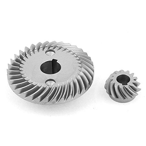 sourcingmap-a12071100ux0317-in-metallo-a-spirale-ingranaggi-conici-foro-scanalatura-fissato-smerigli